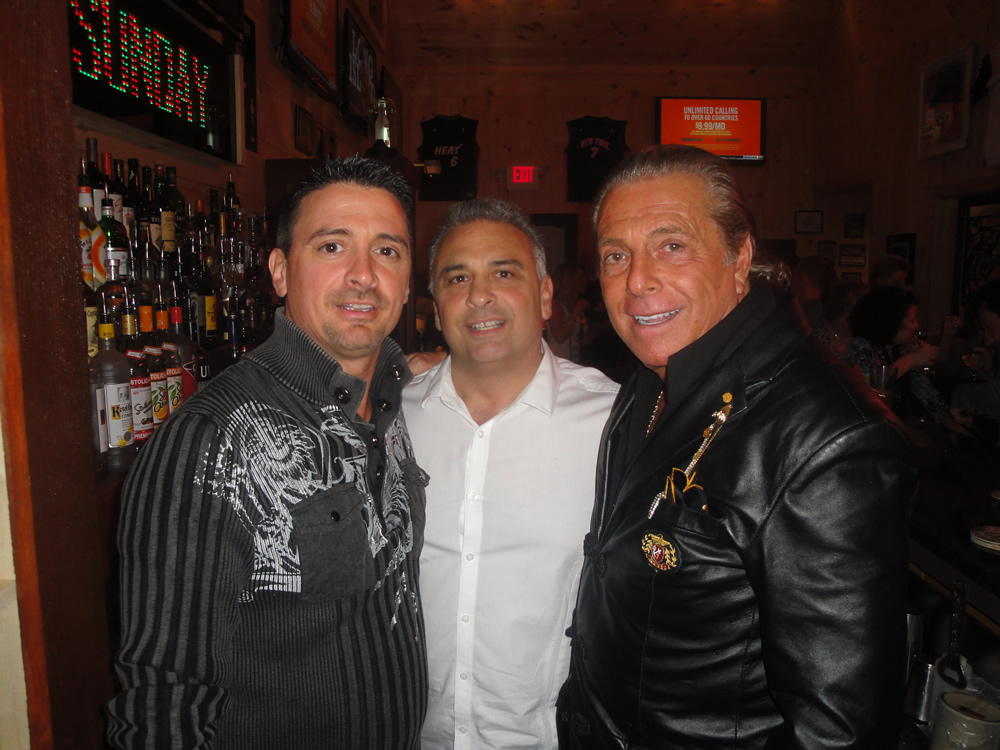 Joe, Frank and Gianni Russo